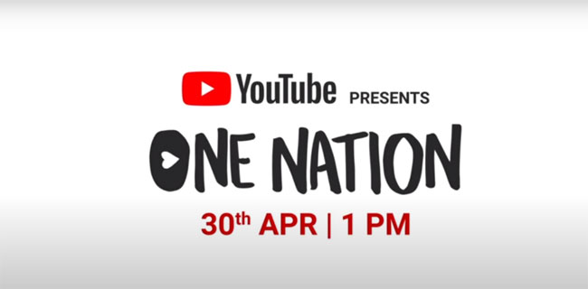 YouTube One Nation
