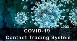 Coronavirus - Contact Tracing System