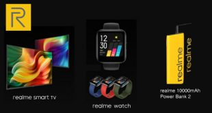 Realme SmartTv, Smart Watch